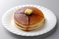ホットケーキ練り粉 完成イメージ